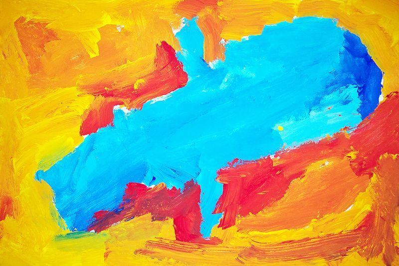 20120609 Ella1stGradeArt_009