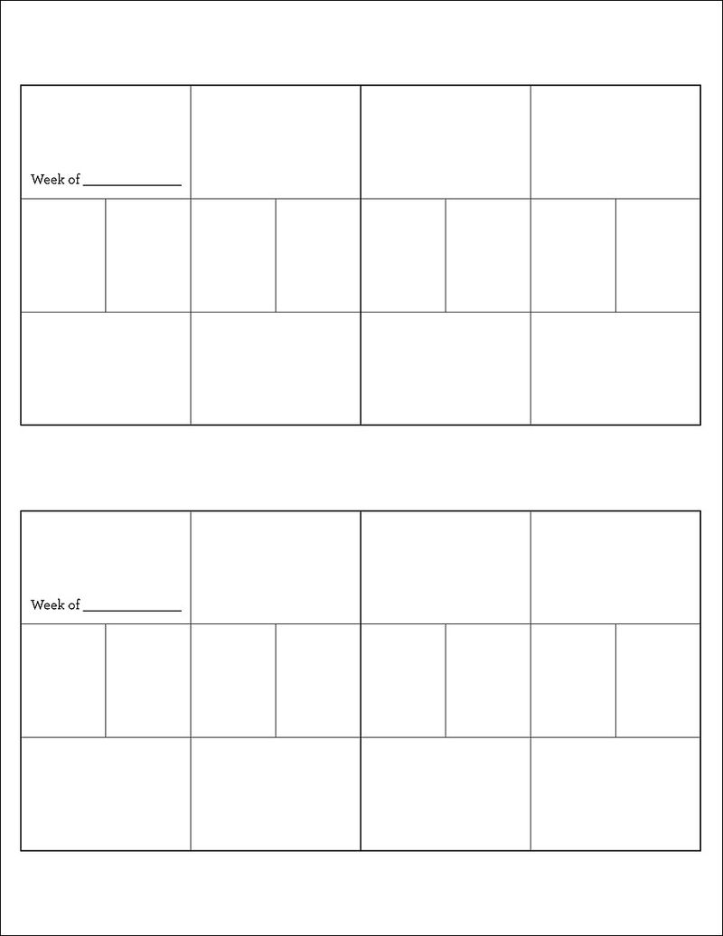 ProjectLifeTemplate