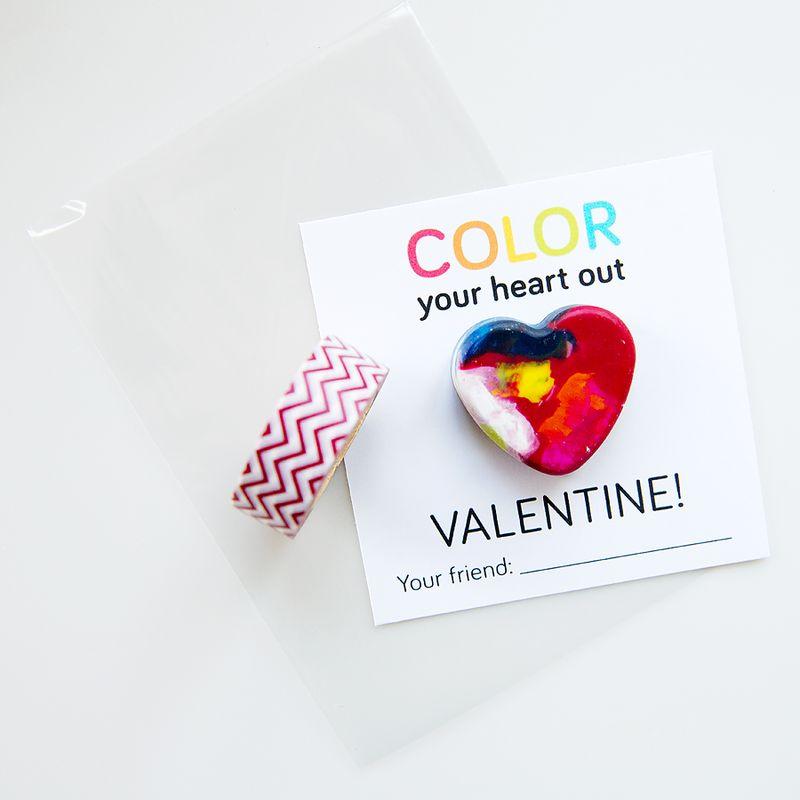 20140211 ValentineCrayons